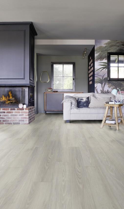 Gerflor Klick Vinylboden Hdf, Montego Oak Laminate Flooring